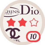 Оценил 10 брендов в рейтинге