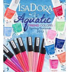 Весенне-летняя коллекция Isadora Aquatic Trend Colors Spring-Summer 2013 Collection