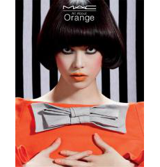 Летняя оранжевая коллекция макияжа MAC All About Orange Summer 2013 Collection