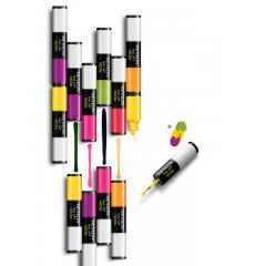 Оригинальная новинка Neon Nail Art Pens от Revlon