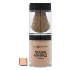 Рассыпчатая пудра Natural minerals от Max Factor