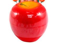 Блеск для губ yummy red apple shaped lip gloss