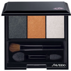 Тени для век Luminizing Satin Eye Color Trio оттенок Fire (OR302) от Shiseido