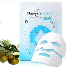 Увлажняющая маска для лица Charge a water от Rojukiss