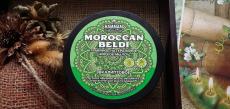 Марокканское натуральное травяное мыло Moroccan Beldi Эвкалиптовое серии Hammam organic oils от Natura Vita
