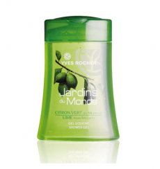 """Гель для душа """"Зеленый Лимон Мексики"""" от Yves Rocher"""