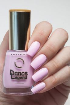 Лак для ногтей из серии Эмаль Gel-Effect (оттенок № 887) от Dance Legend