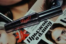 Легендарная тушь для ресниц They're Real! (оттенок Jet Black) от Benefit