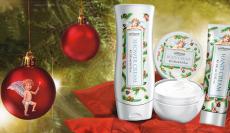 """Крем для душа """"Новогодняя сказка"""" Christmas Shower Cream от Oriflame"""