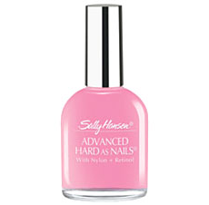 Лак для ногтей Advanced hard as nails with nylon+retinol от Sally Hansen