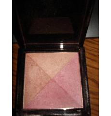 Пудра-румяна Light and Luminous Cool Shimmers от Avon