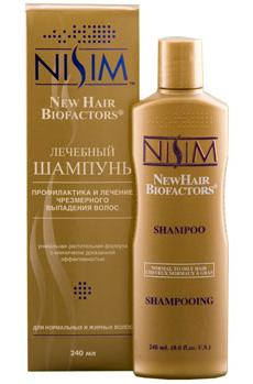 Шампунь для нормальных и жирных волос Нисим Normal To Oily Shampoo от Nisim