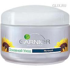 Ночной восстанавливающий крем для лица от Garnier