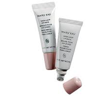 Двухэтапная система по уходу за губами Satin lips от Mary Kay