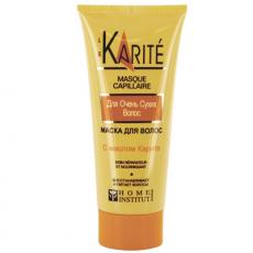 Маска для очень сухих волос от Karite