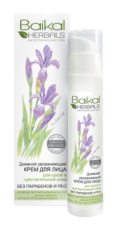 Ночной и дневной кремы для лица от Baikal Herbals