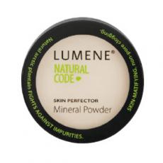 Компактная пудра с минералами SKIN PERFECTOR от Lumene