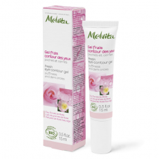 """Гель для кожи вокруг глаз """"Розовый Нектар"""" от Melvita"""