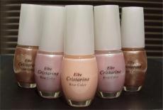 Лак для ногтей Elbe Cristarine Rose Color (оттенок № 136) от Roseekorea