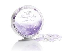 """Мыло-конфетти для ванн """"Снежные хлопья"""" от Avon (1)"""