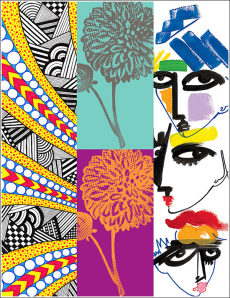 Кисти для макияжа из коллекции MAC Illustrated Collection + Nordstrom Exclusives от MAC