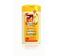"""Шампунь """"Золотой шелк"""" укрепитель корней против выпадения волос от Народные промыслы"""