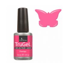 Гель-лак для ногтей TruGel (оттенок Flamingo) от EzFlow
