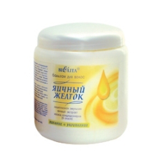 Бальзам для волос Яичный желток от Bielita