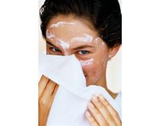 Мыльная маска для лица