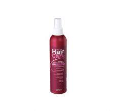 Спрей блеск-термозащита для сухих, поврежденных и тусклых волос с протеинами шелка и D-пантенолом PROF B\V от Bielita