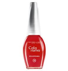 Лак для ногтей Colorama (оттенок № 31 Персиковый пирог) от Maybelline