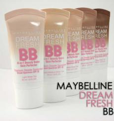 BB крем Dream Fresh BB Cream от Maybelline