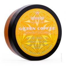 Тунисское крем-масло для тела Green Coffee интенсивный уход из серии Hammam organic oils от Natura Vita