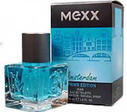 Мужская туалетная вода Amsterdam Spring Edition от MEXX