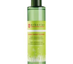 Средство для снятия макияжа тройного действия на основе трав Herbal Energy Cleanser от Erborian
