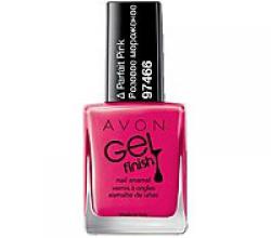 Лак для ногтей Gel Finish (оттенок Parfait Pink) от Avon