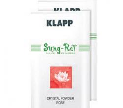 Спа-ванночки для ног Crystal Colour Foot Spa Rose от Klapp