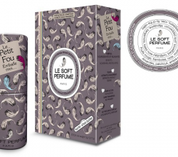"Твердые духи ""Нежное прикосновение"" Emballe moi… от Le Soft Perfume"