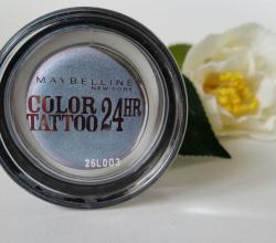 Стойкие гелевые тени-тату COLOR-TATTOO 24H (оттенок № 87 Mauve Crush) от Maybelline