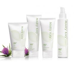 Система по уходу за кожей (для жирной и комбинированной кожи) Botanical Effects от Mary Kay