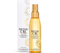 Питательное масло для всех типов волос Mythic Oil от L'Oreal
