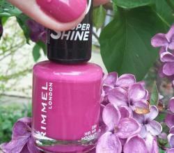 Лак для ногтей 60 seconds Super shine (оттенок № 330 Hip, hop, hoorey!) от Rimmel