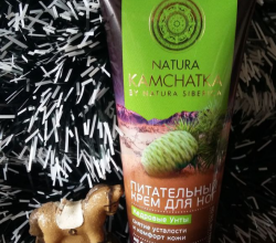 """Питательный крем для ног """"Кедровые унты"""" от Natura Kamchatka by Natura Siberica"""