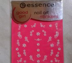 Наклейки для ногтей Good girl nail art stickers от Essence