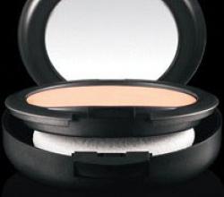 Крем-пудра Studio Fix Powder Plus Foundation от MAC