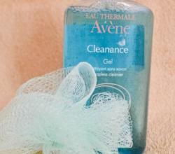Очищающий гель для комбинированной кожи лица Cleanance Gel от Avene