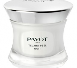 Ночной отшелушивающий крем для лица Techni liss от Payot