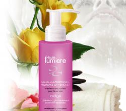 Гель-мусс для умывания и снятия макияжа Haute Lumiere от Indigo Holding