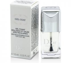 Верхнее покрытие для ногтей GEL COAT от Dior