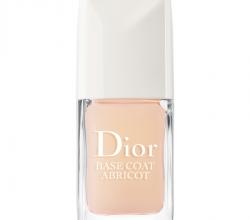 Укрепляющая основа под лак длительного действия Base Coat Abricot от Dior